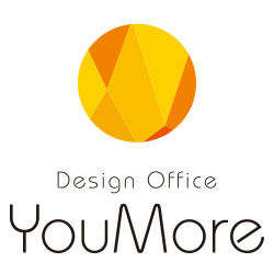 design office youmore ロゴ